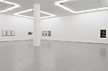 Installation view Kunstverein Hamburg